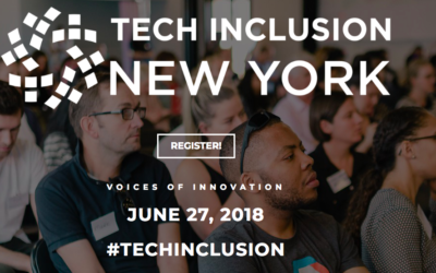 Tech Inclusion Conference in NY Coming Soon