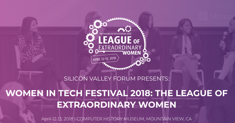 2018 Women in Tech Festival
